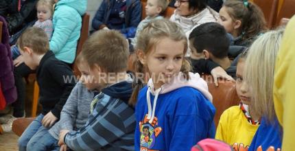 Недільна школа «Планета Д» і церква «Перемога» провели дитячу програму