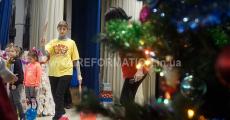 «Планета Дітей» і церква «Перемога» провели Різдвяну програму для дітей
