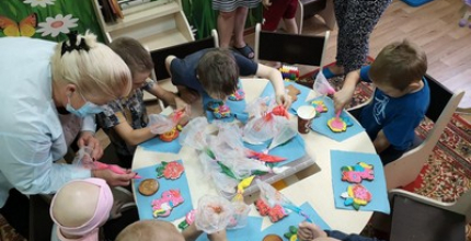 Ароматний майстер-клас у гемовідділенні дитячої обласної лікарні Кропивницького
