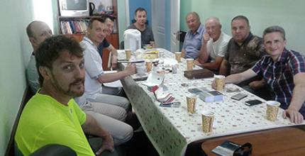 Зустріч пасторів протестантських церков Кіровоградської області