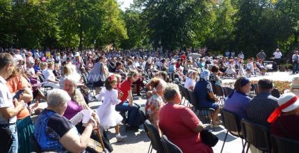 День Подяки проведено спільно євангельськими церквами міста Кропивницький